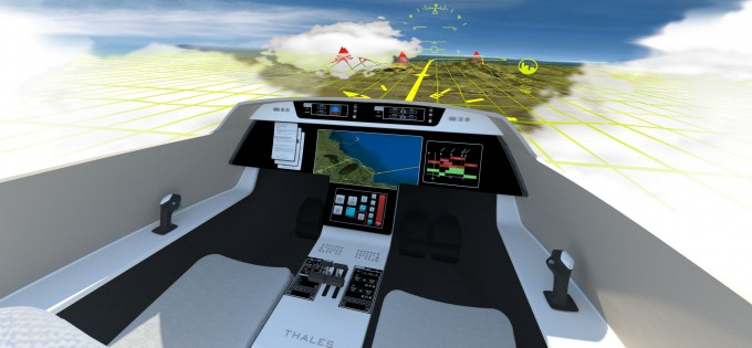 Intuitive, innovative, interactive: the cockpit of 2030