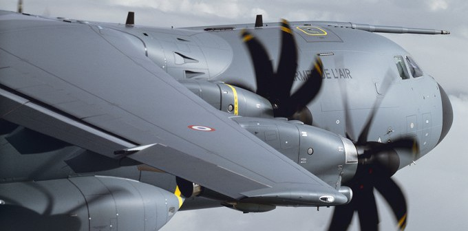 A400M: a first aircraft delivered to the French Air Force