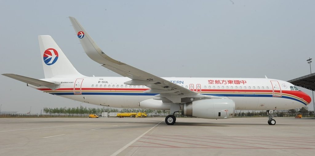 Thales will equip the newest China Eastern fleet of 180 Boeing and Airbus Single Aisle