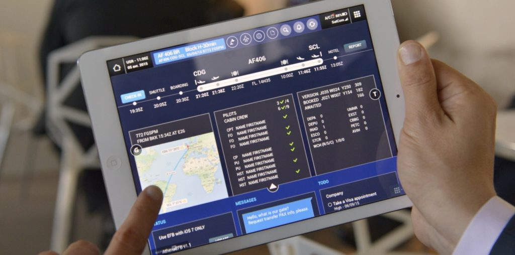 Air France Will Cooperate With Thales On New Generation