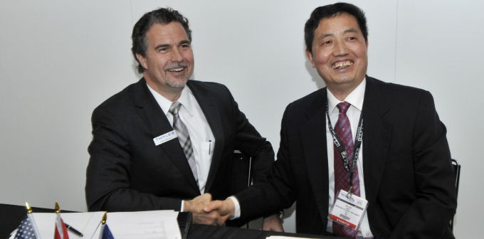 Thales and China Electronics Technology Avionics Sign Joint Venture Agreement for the new C919 aircraft