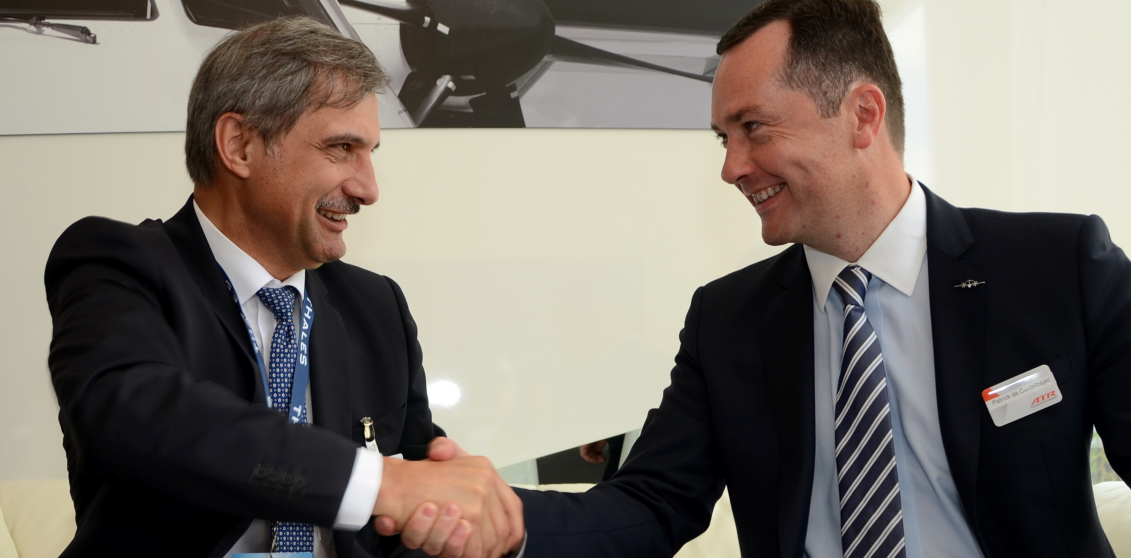 ATR-600: ATR selects Thales for the next steps