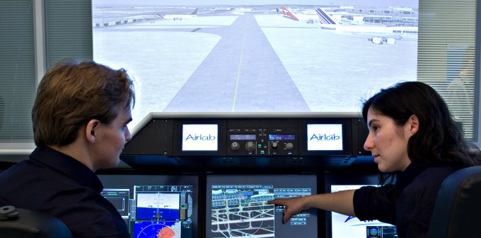 Thales at the heart of SESAR projects