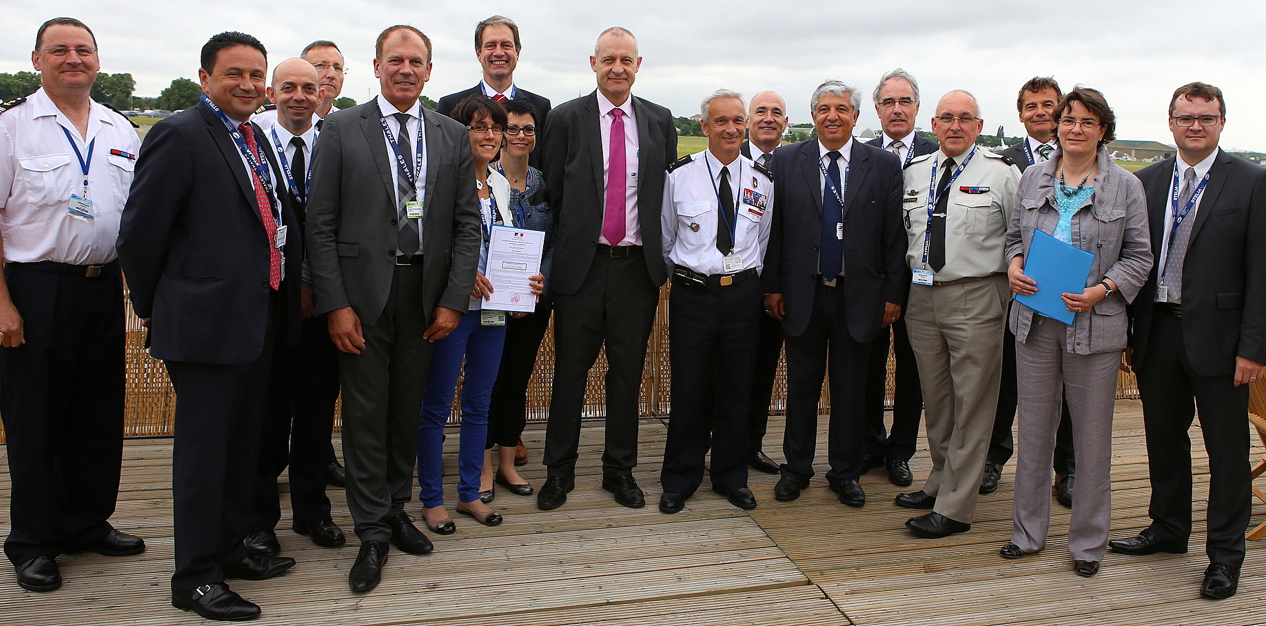 Thales granted FRA-145 airworthiness certification by French authorities