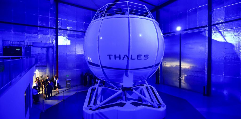 Australia: New Thales helicopter simulator receives highest-level certification