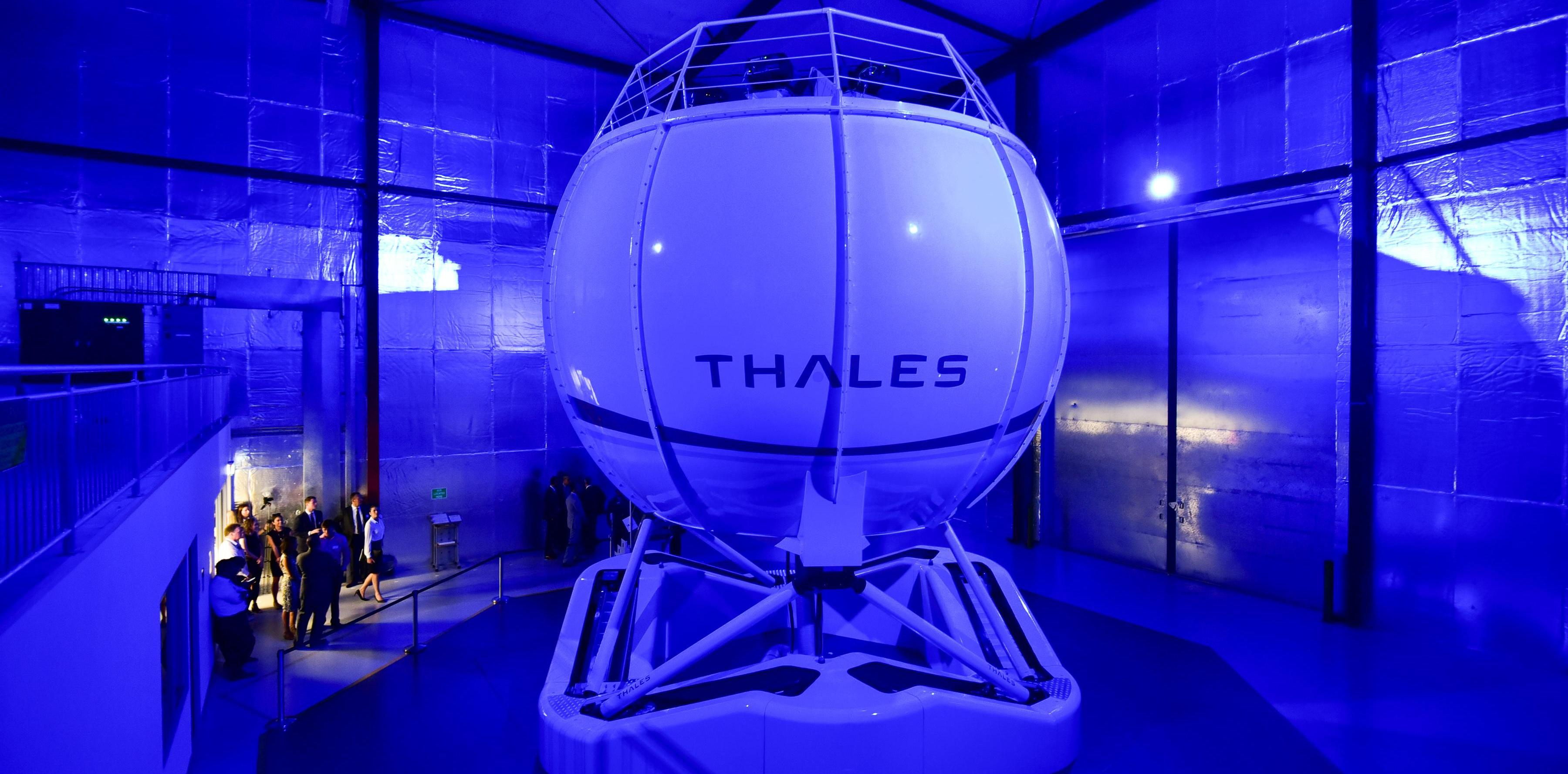AW139 helicopter full flight simulator receives level D qualification from EASA