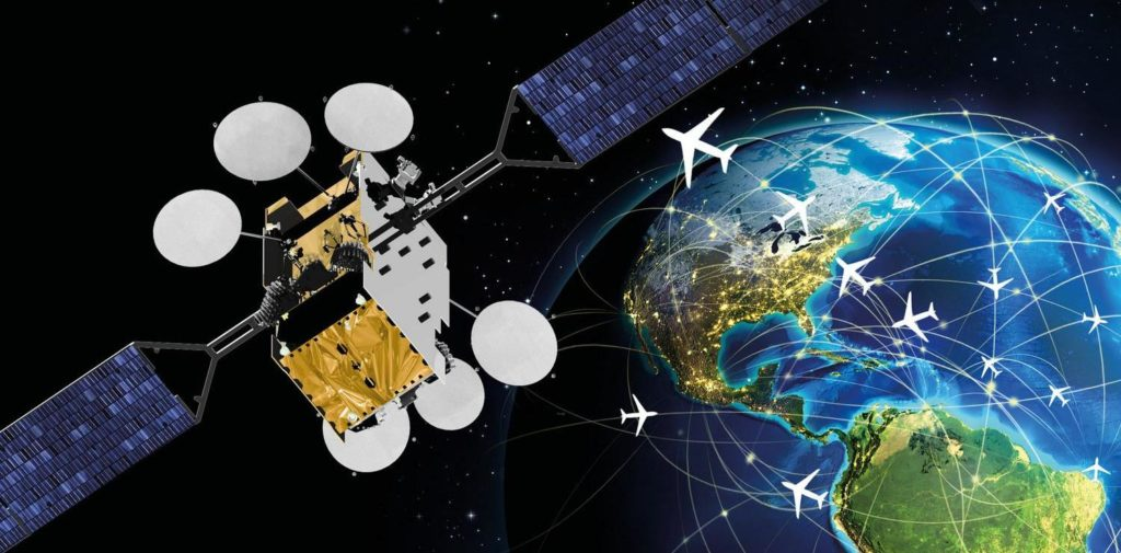 Thales and SES select Hughes for next-generation aviation connectivity network