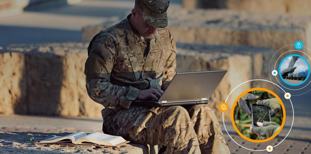 The digital transformation of the defence sector