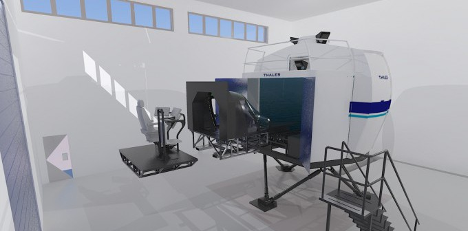 Cutting-edge helicopter simulation and training solutions on display in Orlando