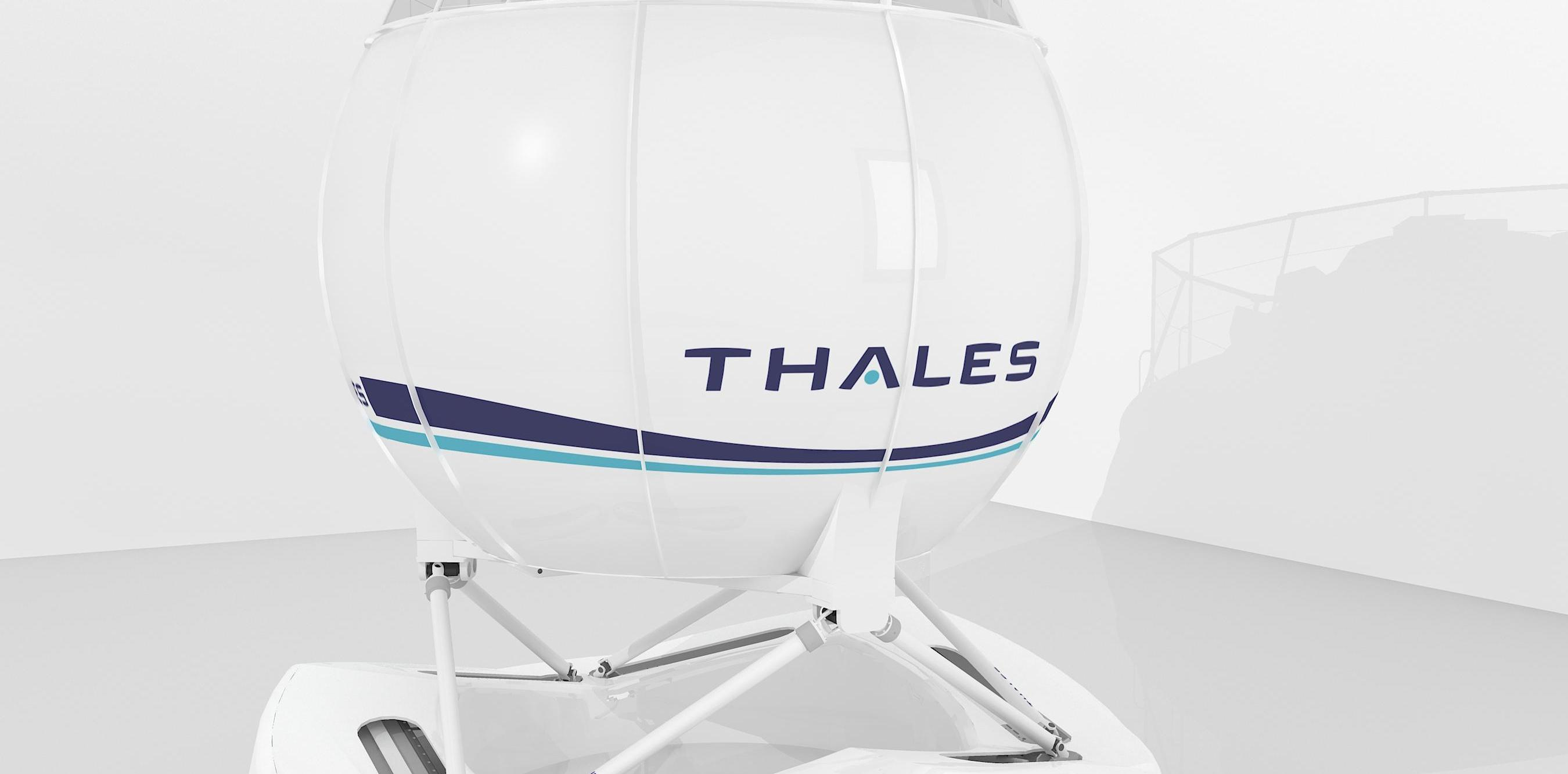 Ready to train the next generation of pilot with the new H160 simulator