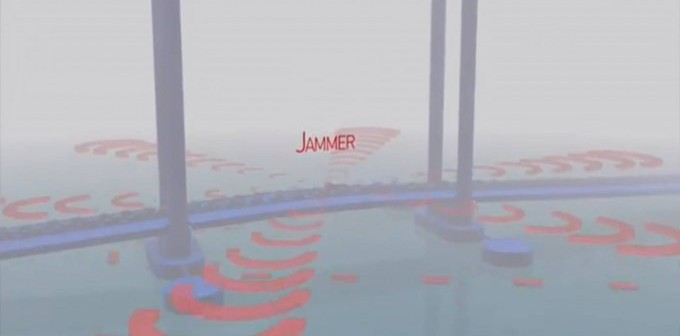 GNSS Monitoring: jamming the jammers