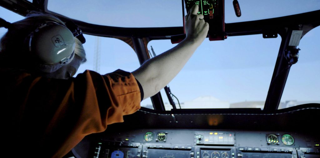 Training pilots on some of the most challenging conditions in the world