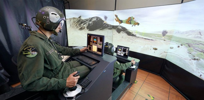 A new dimension to operational training