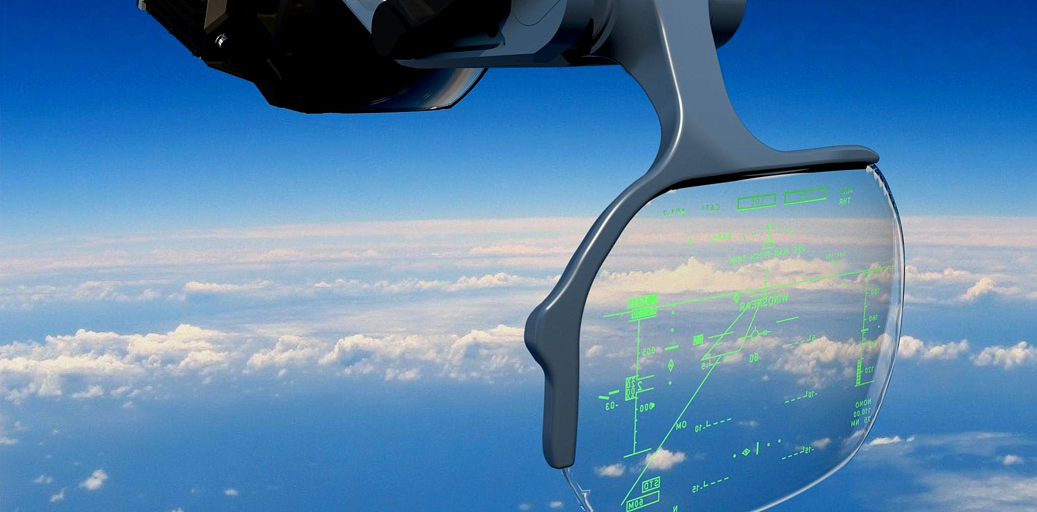 Thales selected on over 130 aircraft in China with its HUD system in 2016