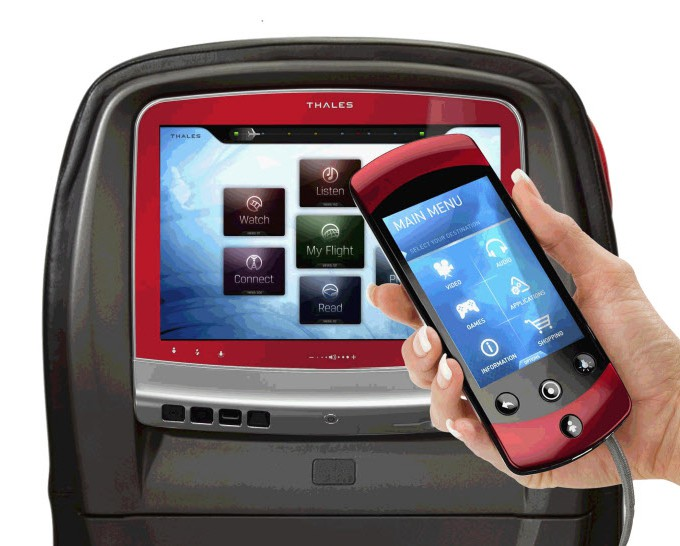 Did you know that more than 45 million passengers use Thales IFE?