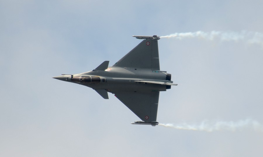 Thales technology and the Rafale's core capabilities