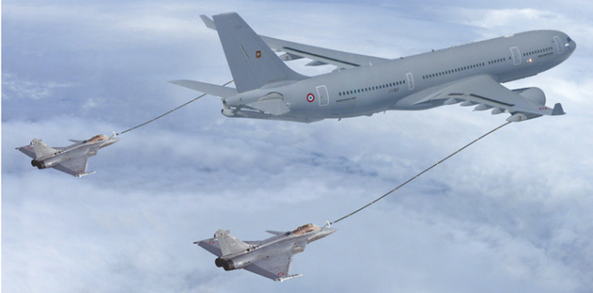 South Korea orders four MRTT air tankers