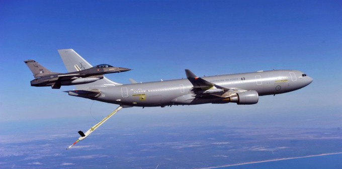 Thales on board France's future tanker aircraft