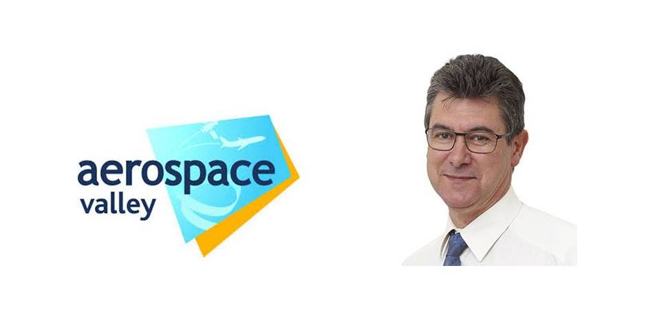 Bruno Nouzille becomes Vice President of Aerospace Valley