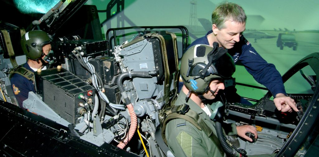 Thales connects Tornado Full Mission Simulators North to South in the UK