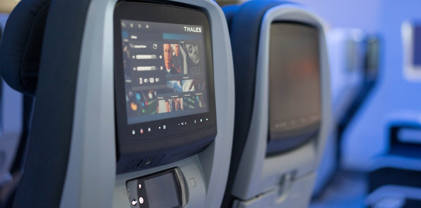 Oman Air first B787 Dreamliner equipped with Thales AVANT system