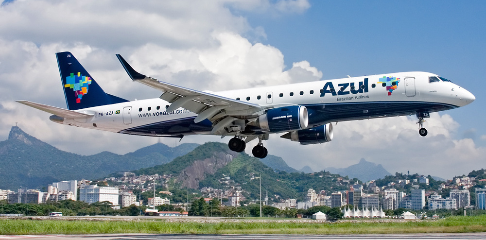 Key avionics selection on Brazil's Azul A320NEO fleet