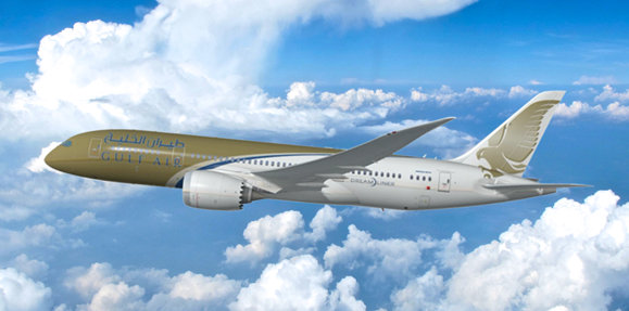 Gulf Air selects AVANT IFE system for fleet renewal programme