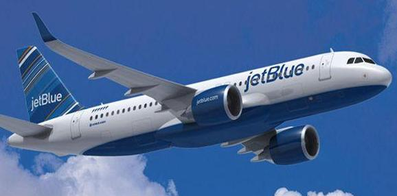 JetBlue becomes launch customer for Thales' next generation in-seat TV solution
