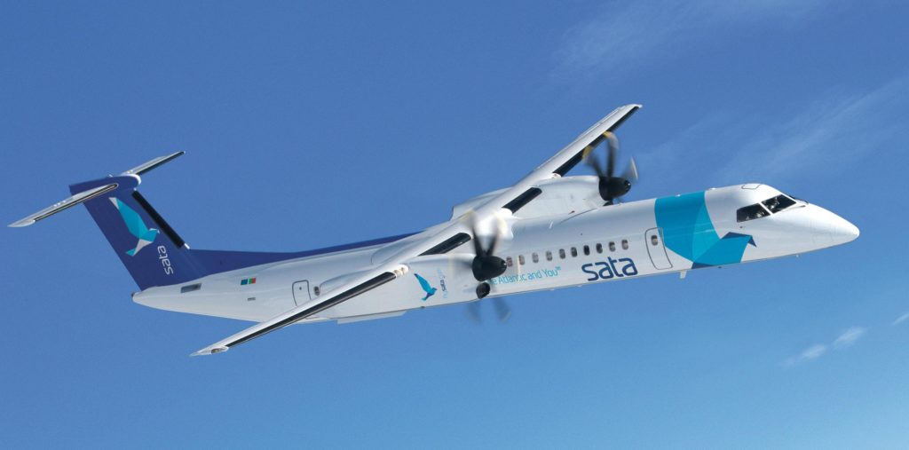 SATA Air Acores going paperless with Thales TopWings EFB