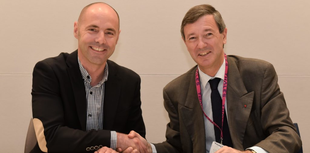 Thales partners with education leaders in Bordeaux